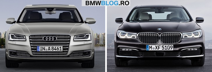 noul bmw seria 7 vs audi a8 bmwblog romania. Black Bedroom Furniture Sets. Home Design Ideas