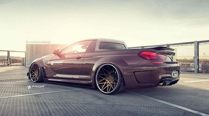 BMW M6 Pickup