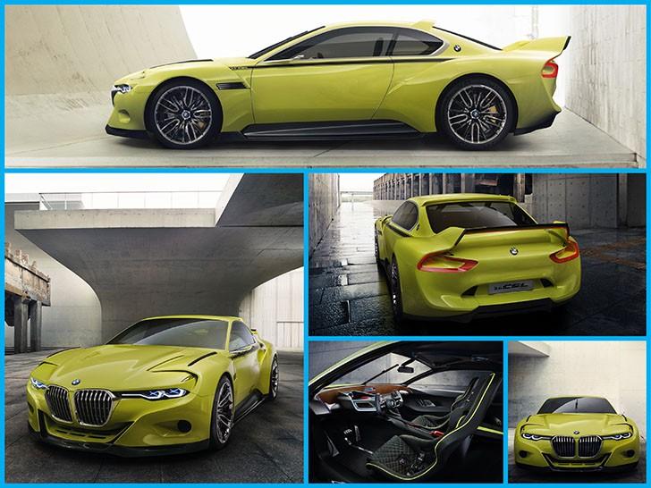 Top 10 concepte BMW