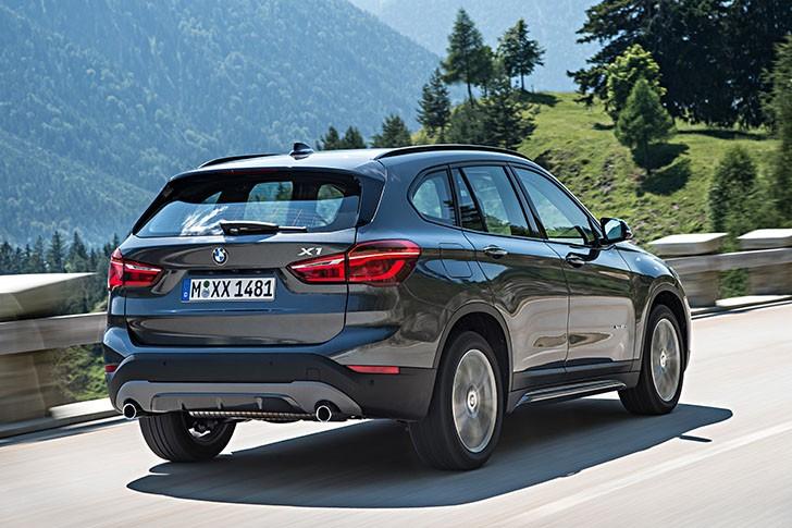 BMW X1 xDrive25i 020