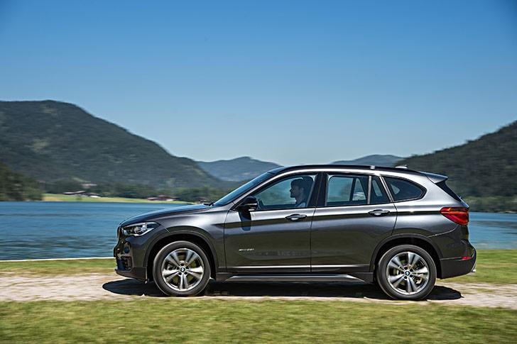 BMW X1 xDrive25i 026