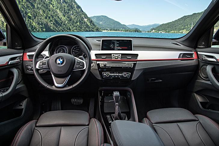 BMW X1 xDrive25i 037