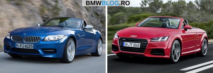 BMW Z4 vs Audi TT (2)
