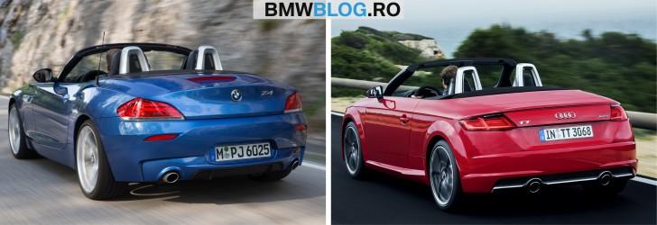 BMW Z4 vs Audi TT (3)