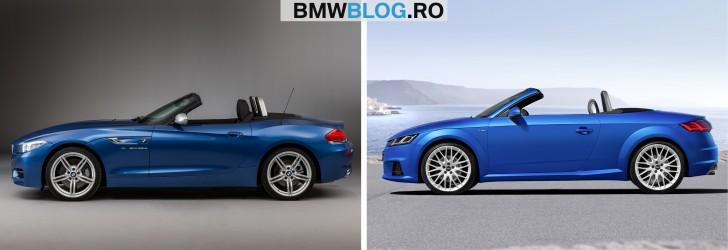 BMW Z4 vs Audi TT (4)
