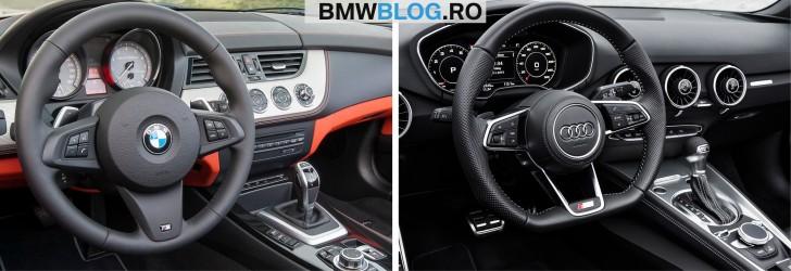 BMW Z4 vs Audi TT (8)