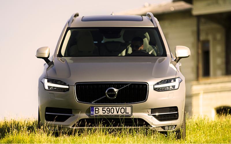 Test Volvo XC90