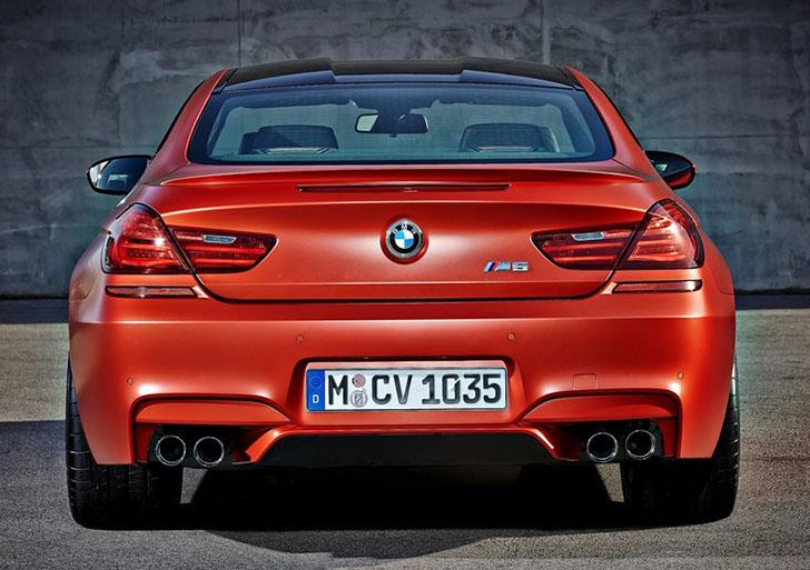Top 5 posterioare BMW (5)