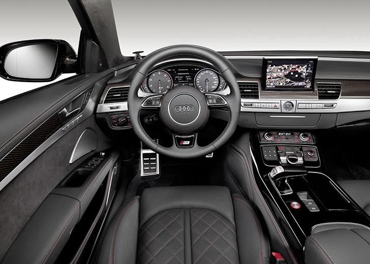 Noul Audi S8 plus