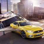 Noul Ford Mustang