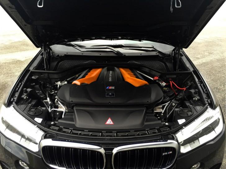 BMW X6 M by G Power