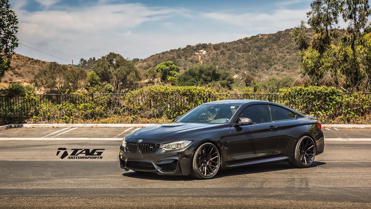 BMW M4 modificat de TAG Motorsport