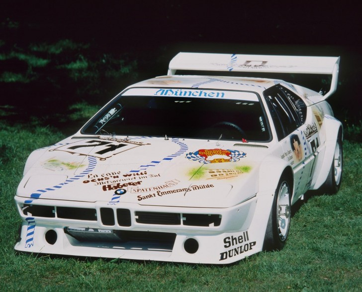 BMW M1 Procar Münchner Wirte