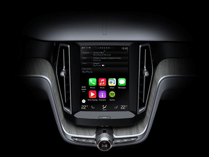 AppleCar Play