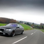BMW M5 Tuning MH5 Biturbo Manhart