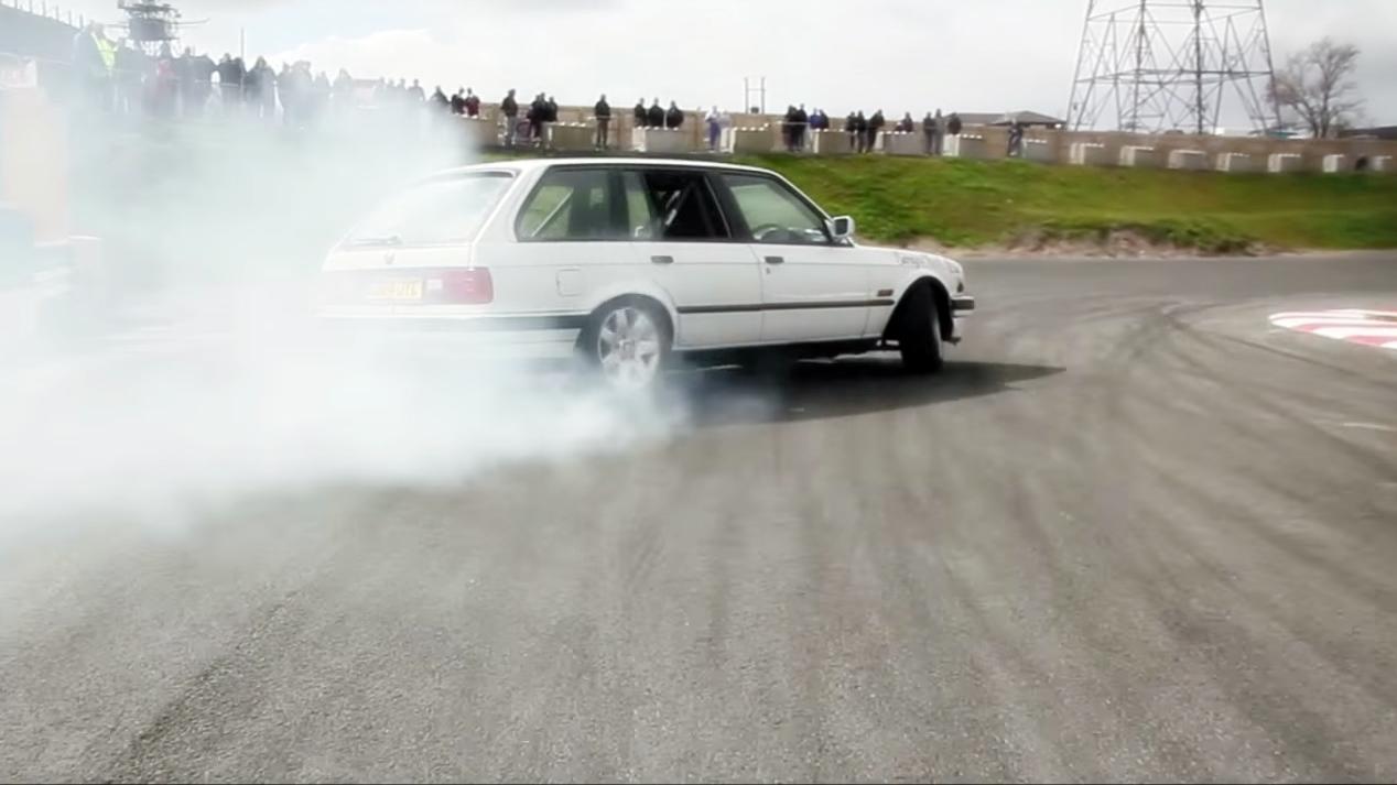bmw seria 3 drift