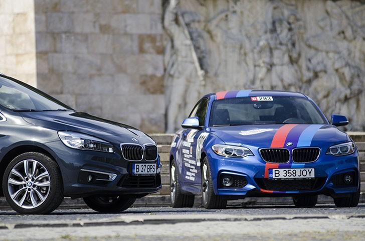 BMW Seria 2 Coupe vs BMW Seria 2 Gran Tourer (1)