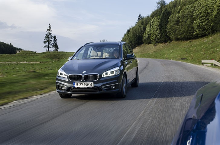 BMW Seria 2 Coupe vs BMW Seria 2 Gran Tourer (3)