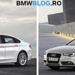 BMW Seria 4 Gran Coupe vs Audi A5 Sportback