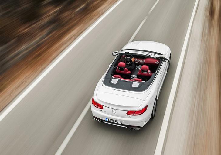 Mercedes-Benz S63 AMG Cabriolet (13)