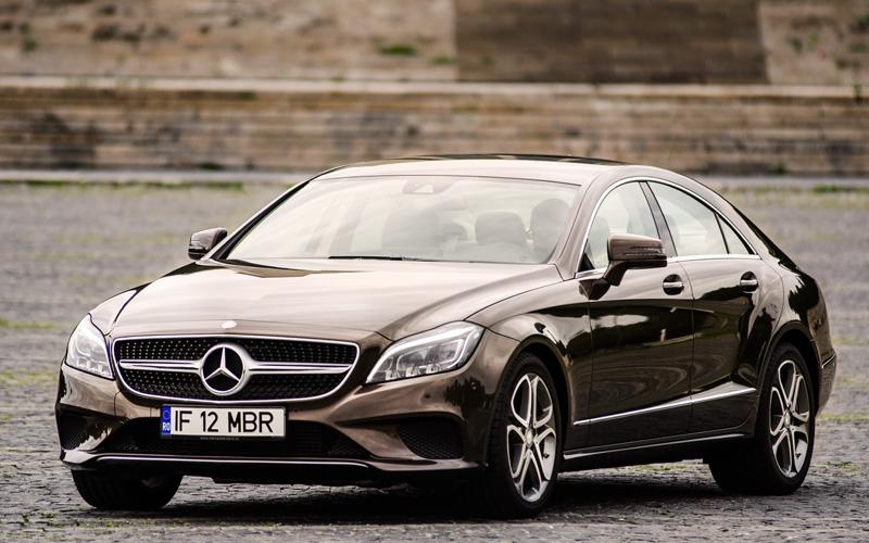Test Mercedes-Benz CLS (0)