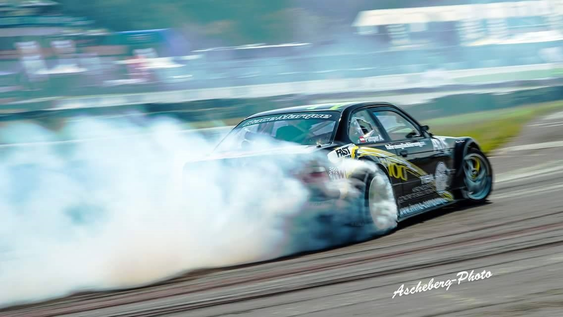 Alois Pamper BMW M3 drift
