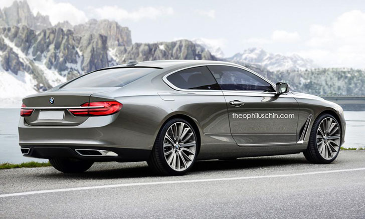 BMW Seria 8 Coupe