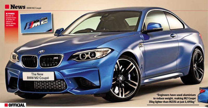 Noul BMW M2