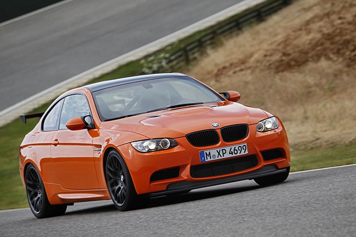 Istoria editiilor speciale BMW M3