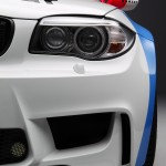 bmw 1m coupe safety car