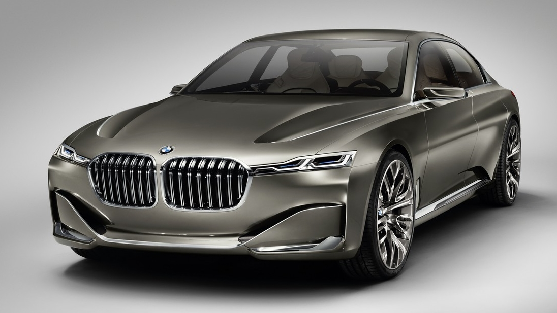 BMW vision luxury
