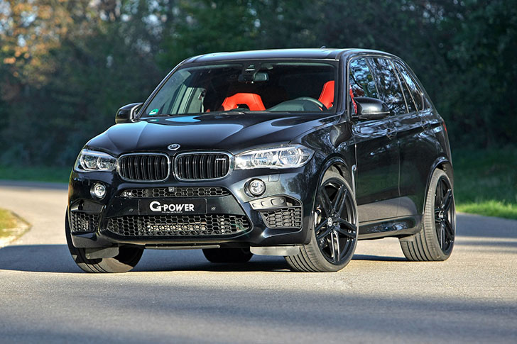 BMW X5 M by G-Power