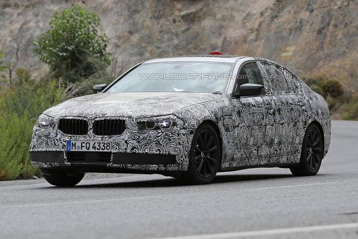 Viitorul BMW Seria 5