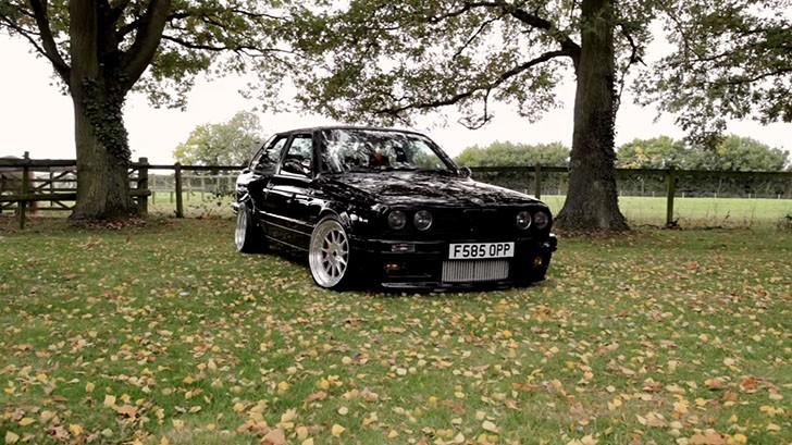 BMW E30 800