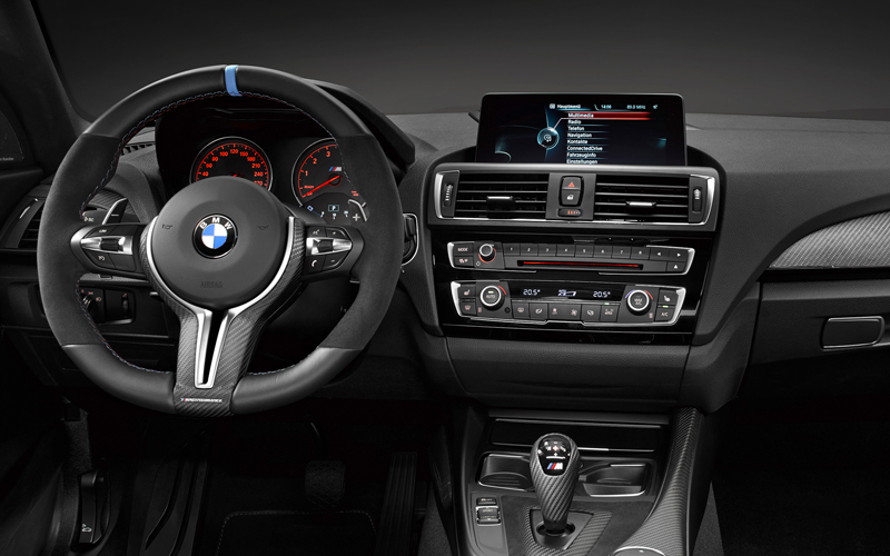 BMW M2 cu accesorii M Performance