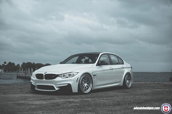 BMW M3 HRE Classic 300M