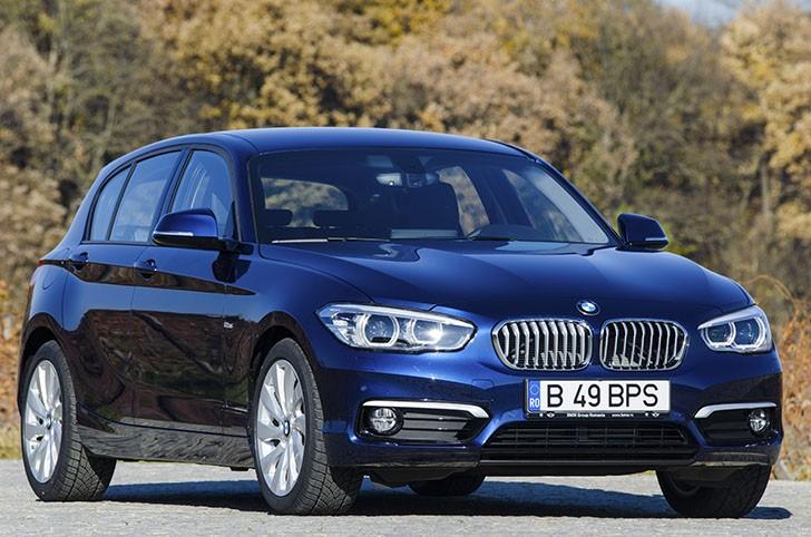 BMW Seria 1 116d (1)