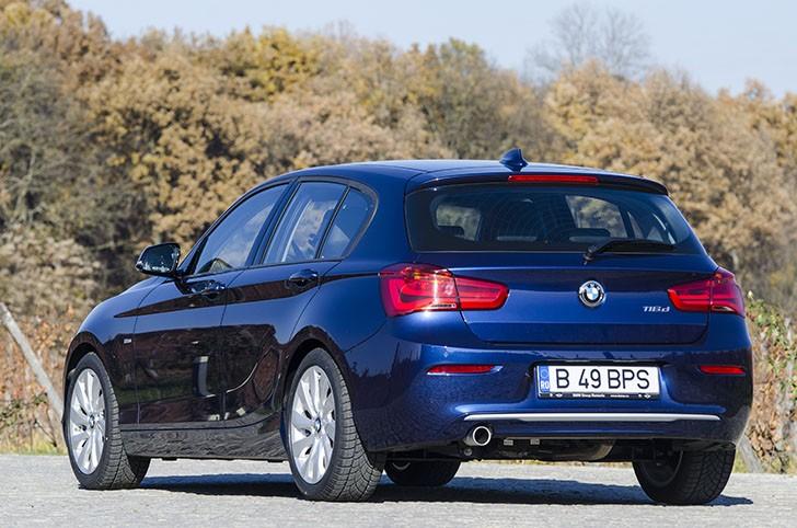BMW Seria 1 116d (2)