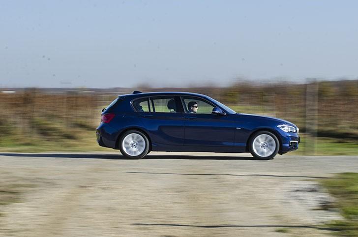 BMW Seria 1 116d (3)