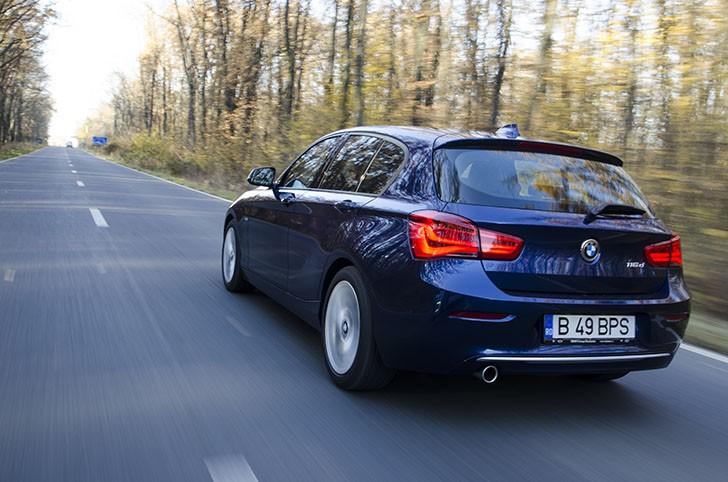 BMW Seria 1 116d (5)