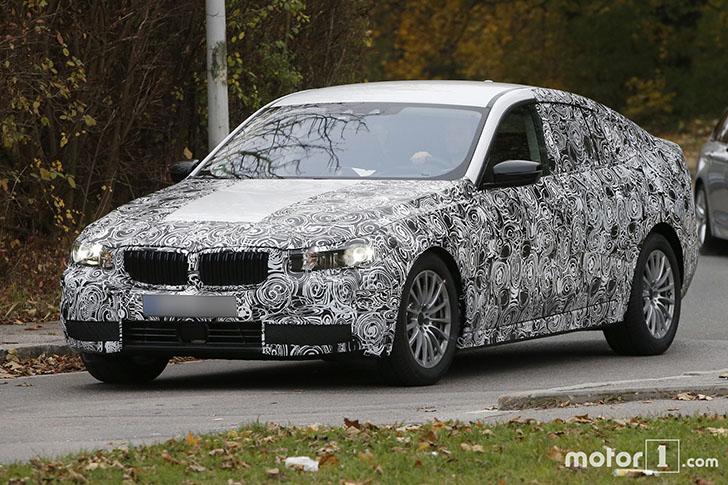 BMW Seria 5 GT - spion (1)