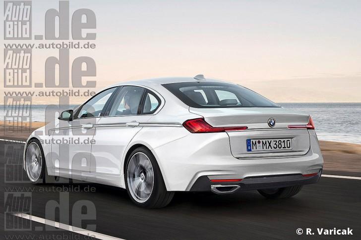 Viitorul BMW Seria 3