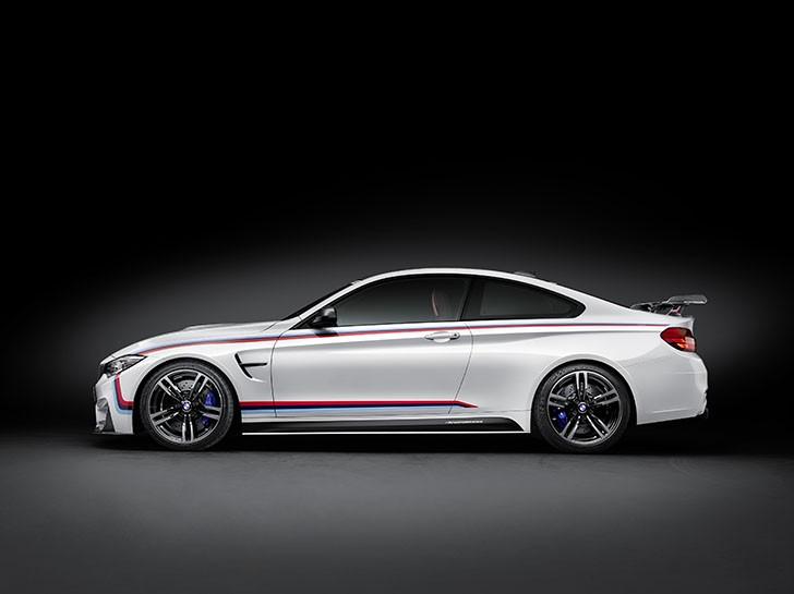 BMW M4 Coupe cu accesorii M Performance