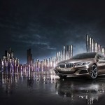 BMW Seria 2 Concept Sedan
