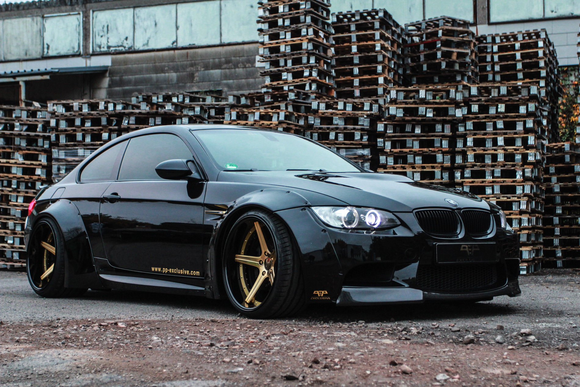 BMW M3 Coupe E92