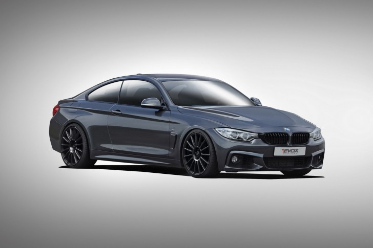 BMW Seria 4 Coupe - Alpha-N Performance