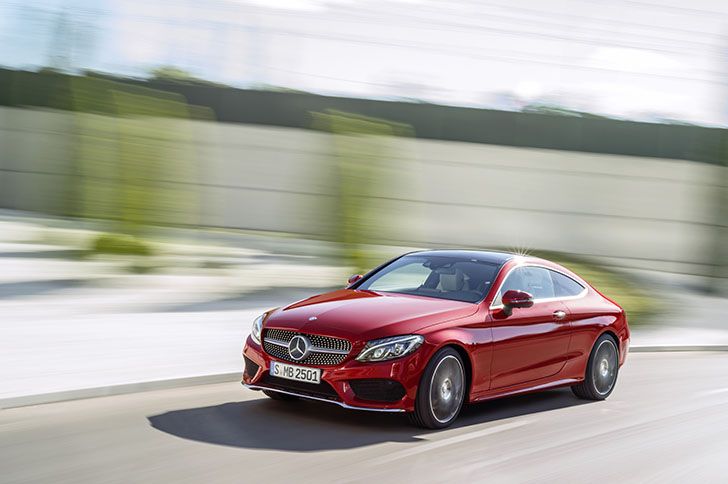 Noul Mercedes-Benz Clasa C Coupe - Preț