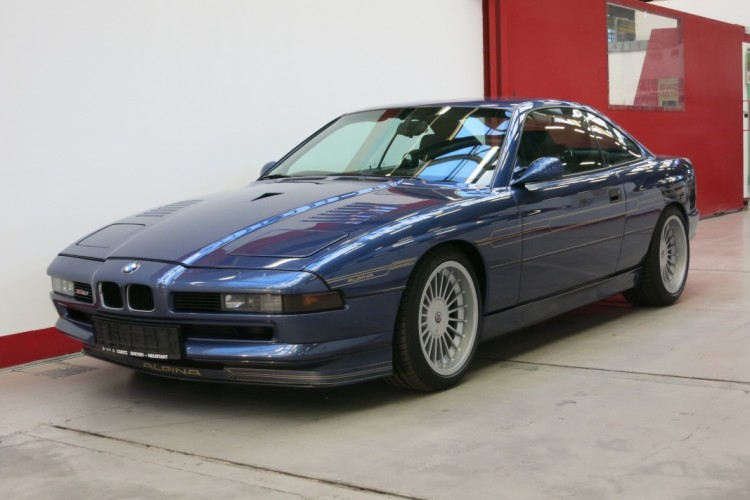 Alpina B12 Coupe