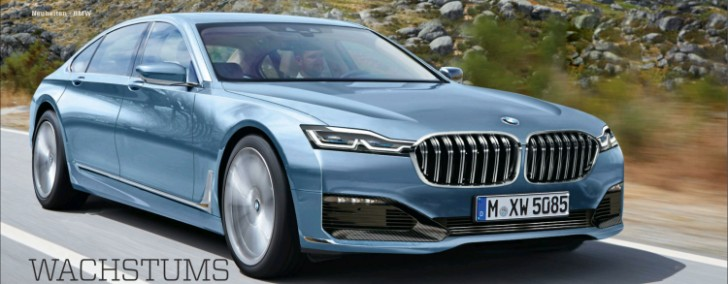 Randare BMW Seria 9