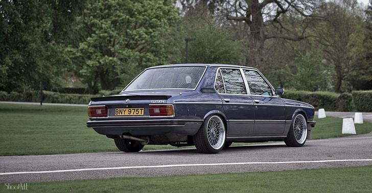 BMW E12 (5)
